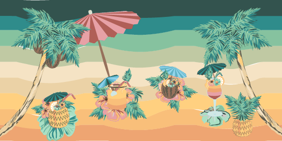 Hawaii- designing outside of my aesthetic  comfort zone